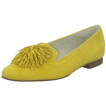 Cetti Klassischer Slipper gelb