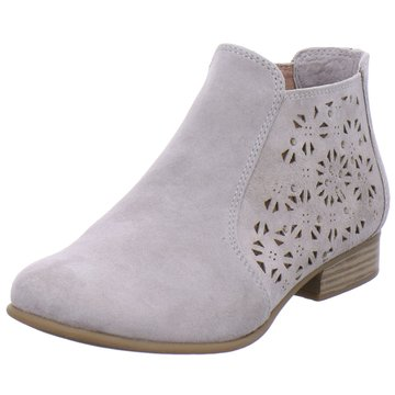 Tamaris Ankle Boot1-1-25317-26 grau