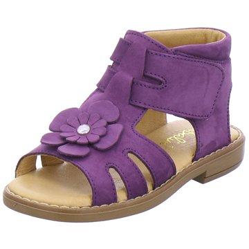 Sabalin Offene Schuhe lila