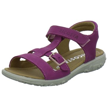 Ricosta Offene Schuhe lila