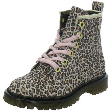 hip shoe style Schnürstiefel -