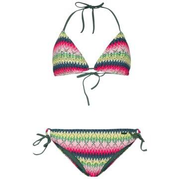 Protest Bikini SetsRIVER TRIANGLE BIKINI - 7625911 grün