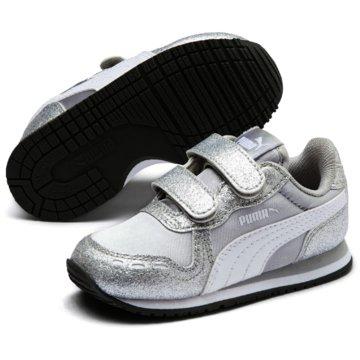 Puma Sneaker Low silber