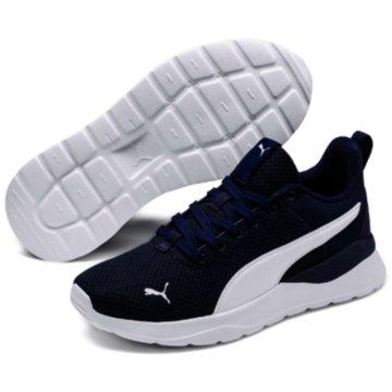 Puma Sneaker LowANZARUN LITE JR - 372004 blau