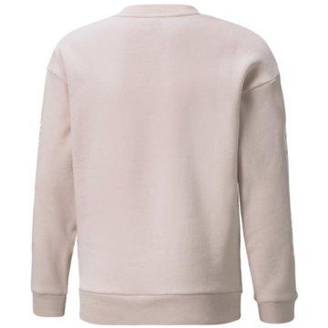 Puma SweatshirtsALPHA CREW FL G - 589231 rosa