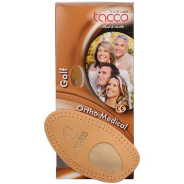 Tacco Footcare Sohlen- und FußbettGolf -