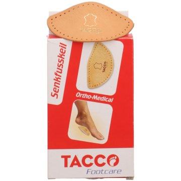 Tacco Footcare Sohlen- und FußbettSenkfusskeil -