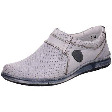 Kristofer Komfort Slipper grau