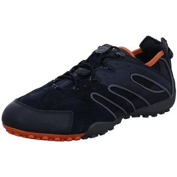 Geox Outdoor Schuh schwarz