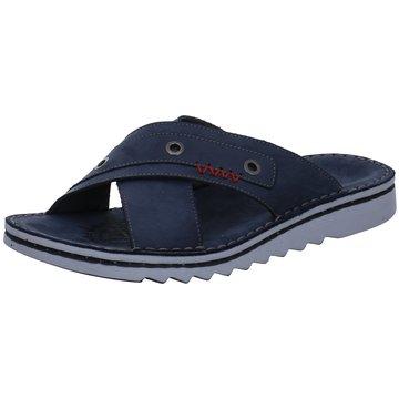 Free Walk Pantolette blau