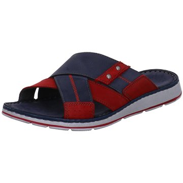 Free Walk Komfort Sandale blau