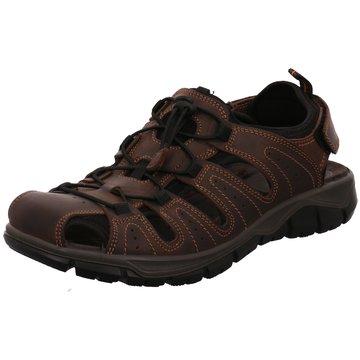 Imac Komfort Schuh braun
