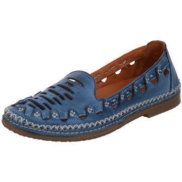 Cosmos Comfort Komfort Slipper blau
