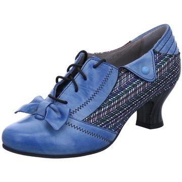 Simen Ankle Boot blau