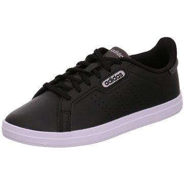 adidas Sneaker LowCOURTPOINT CL X schwarz