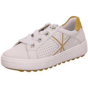 Remonte Sportlicher SchnürschuhSneaker weiß