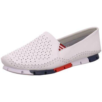 Cosmos Comfort Komfort Slipper weiß