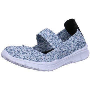 Scandi Komfort Slipper blau