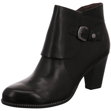 Caprice Ankle Boot schwarz