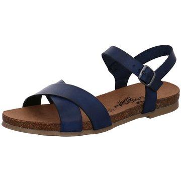 Cosmos Comfort Sandale blau