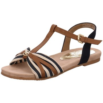 Supremo Sandale braun