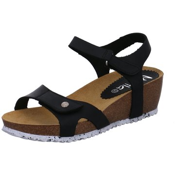 Marila Komfort SandaleBio 500 schwarz