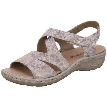 Remonte Komfort Sandale grau