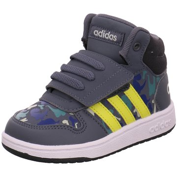 adidas Sneaker HighHoops Mid 2.0 I grau