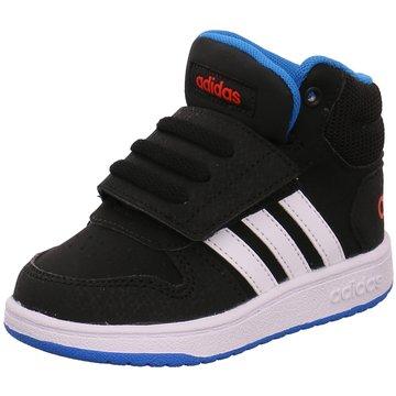 adidas Sneaker High schwarz