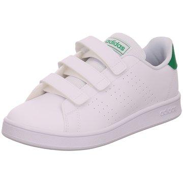 adidas Sneaker LowADVANTAGE C - EF0223 weiß