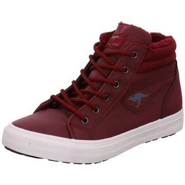 KangaROOS Sneaker HighKa Vu I rot