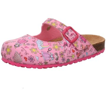 Indigo ClogPrincess pink