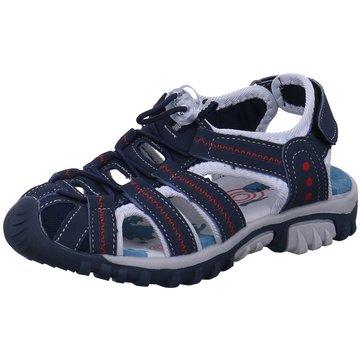 Becker Offene Schuhe blau