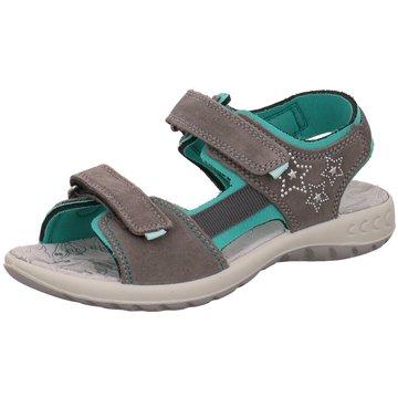 Imac Offene Schuhe grau