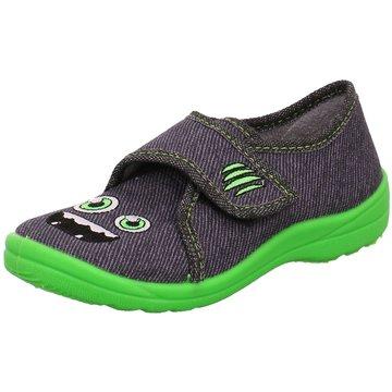 Fischer Schuhe HausschuhMonster grau