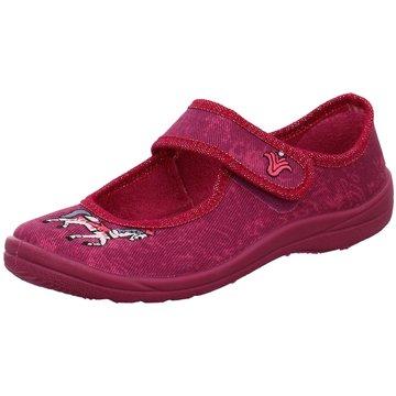 Fischer Schuhe HausschuhPferd NOS pink