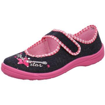 Fischer Schuhe HausschuhRockstar pink
