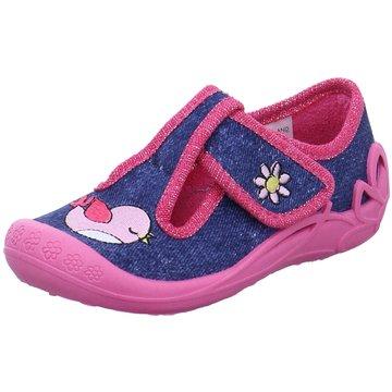 Fischer Schuhe Kleinkinder MädchenVogel blau