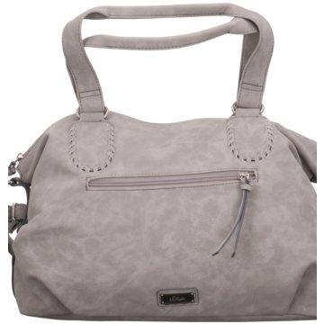 Sina Jo Taschen DamenKhema Crossbody Bag M grau
