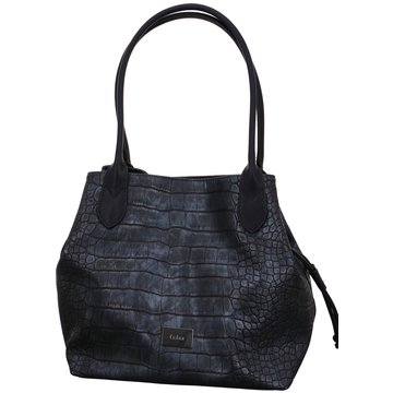 Rieker Taschen Damen schwarz
