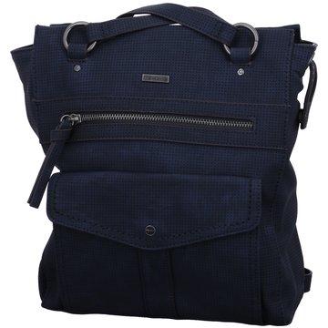 Tamaris Taschen DamenAdriana Backpack blau