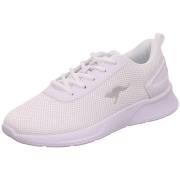 KangaROOS Sneaker LowKF- A Ease weiß