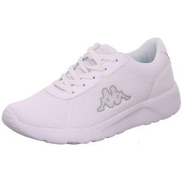 Kappa Sneaker LowTunes OC W weiß