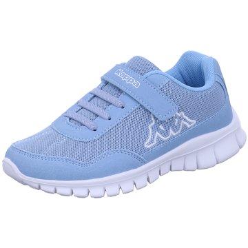 Kappa Sneaker LowFollow K blau