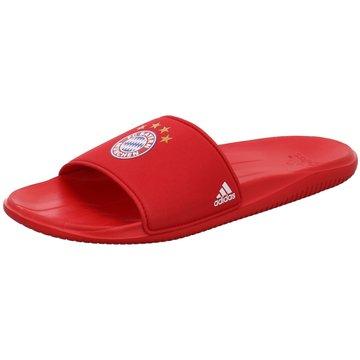 adidas BadelatscheFC Bayern München slide rot