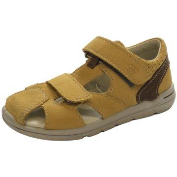 Ricosta Offene Schuhe gold