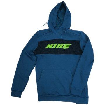 Nike HoodiesDRI-FIT - CZ1484-301 grün