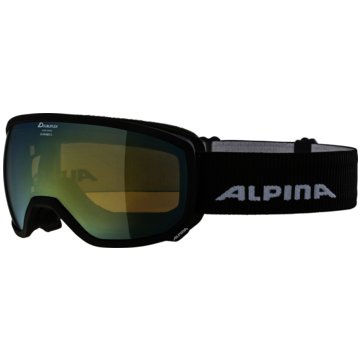 ALPINA Ski- & Snowboardbrillen schwarz