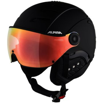 ALPINA SkihelmeJUMP 2.0 HM schwarz