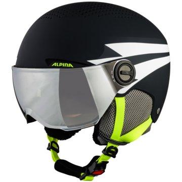 ALPINA Ski- & SnowboardbrillenZUPO VISOR JUNIOR - A922932 grau